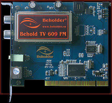 Behold tv 609 fm